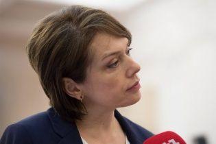 Гриневич прокоментувала серйозний міжнародний скандал через мовне питання в законі про освіту
