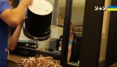 Разъяренный американец заплатил штраф за превышение скорости 25-центовыми монетами