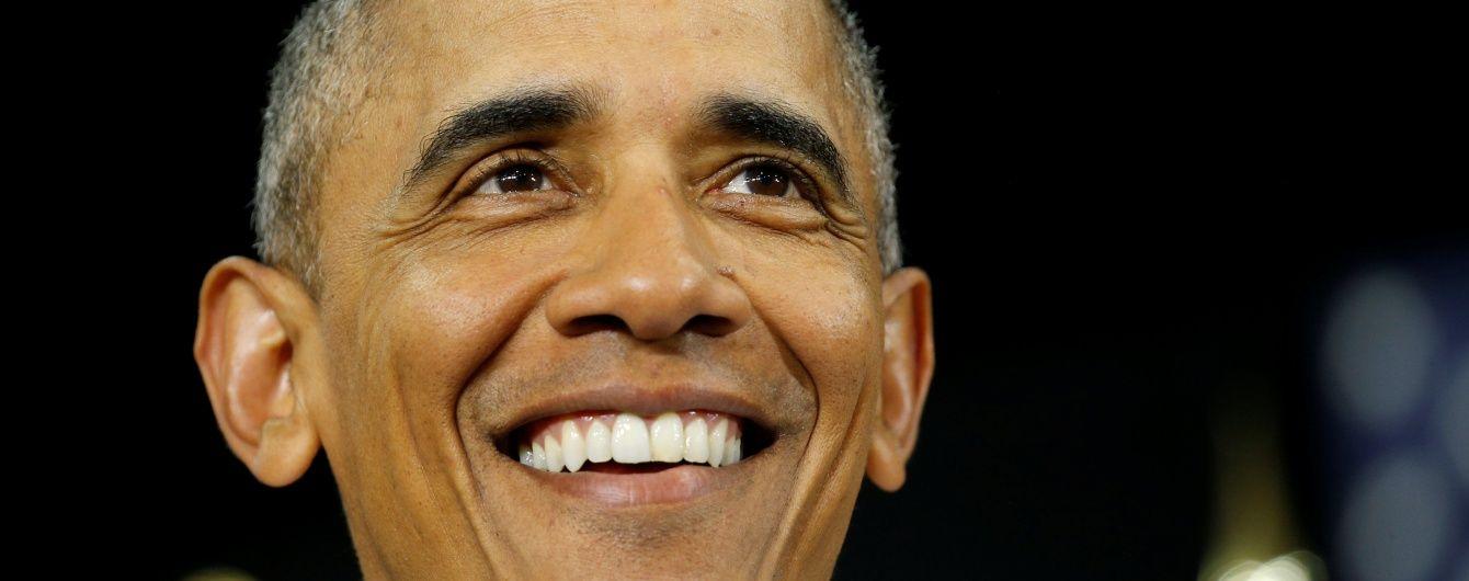 Обама обрав собі для пенсії будинок за 8 млн доларів