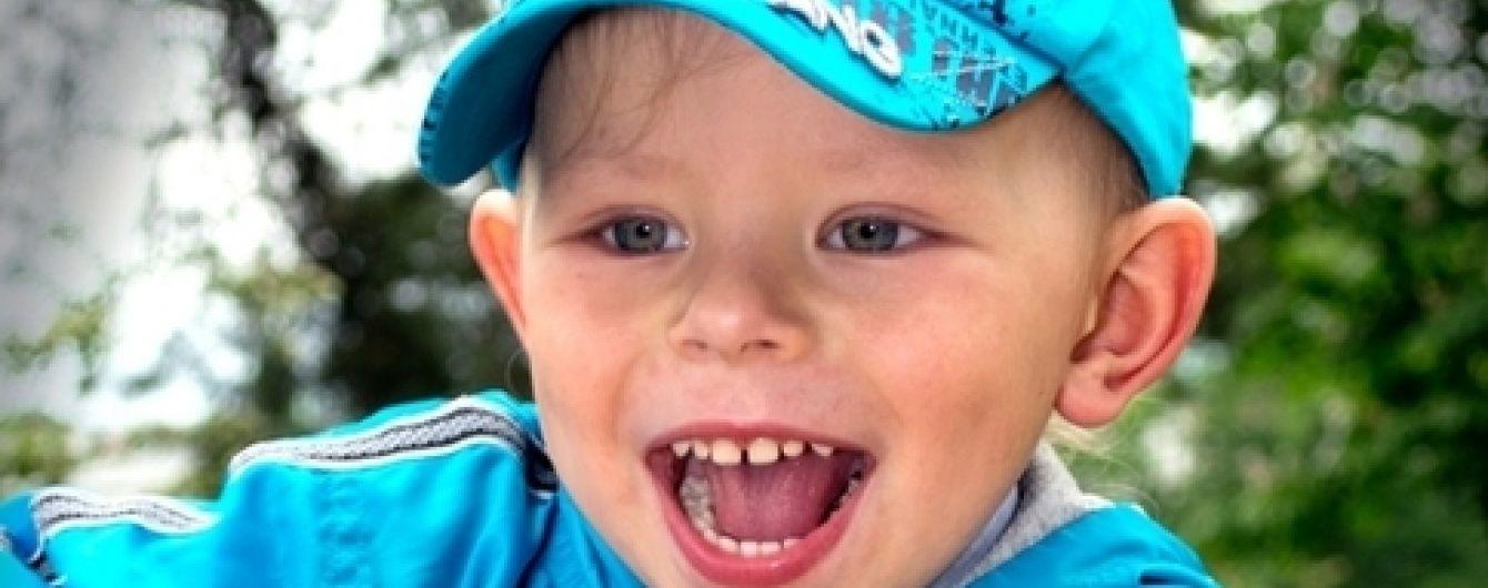 Термінової операції потребує 2-річний Єгор