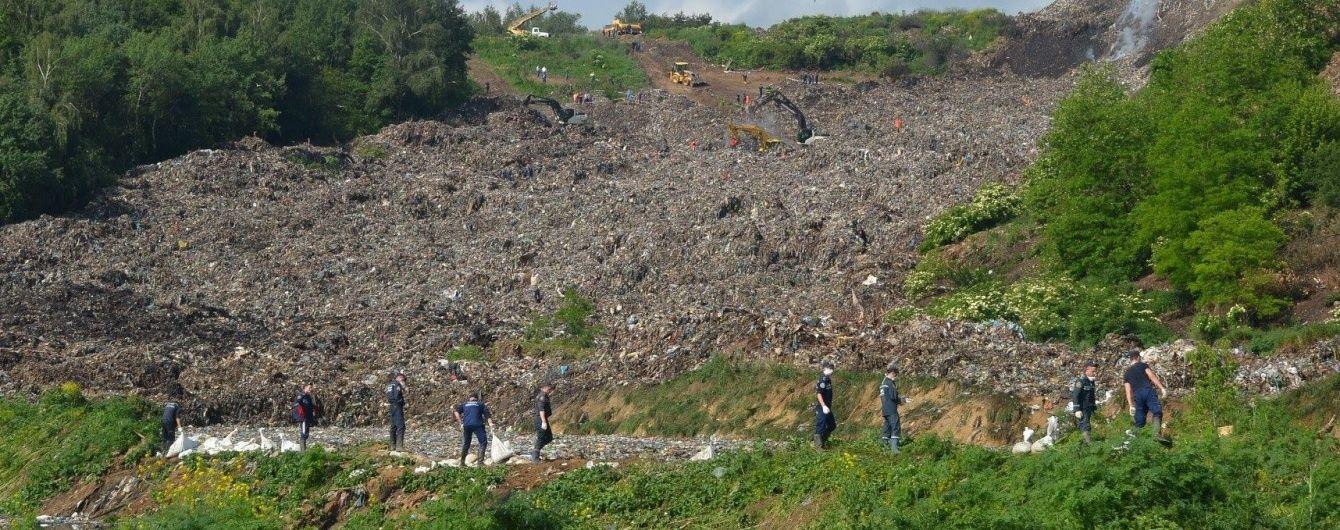 Львів очищений від сміття, котре утилізують невідомо куди