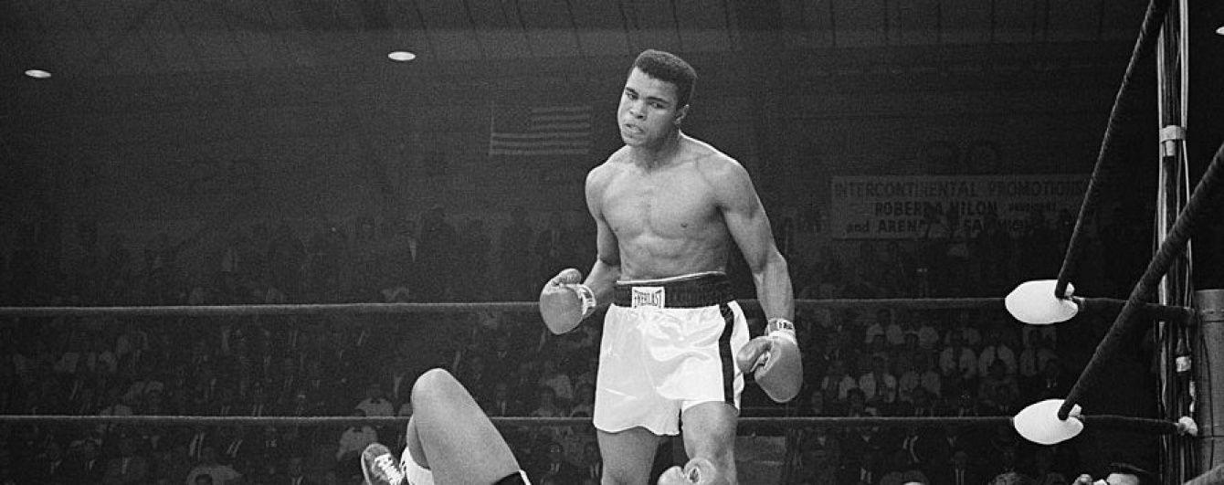 """""""Золоті"""" бої Мохаммеда Алі: найкращі поєдинки великого боксера"""