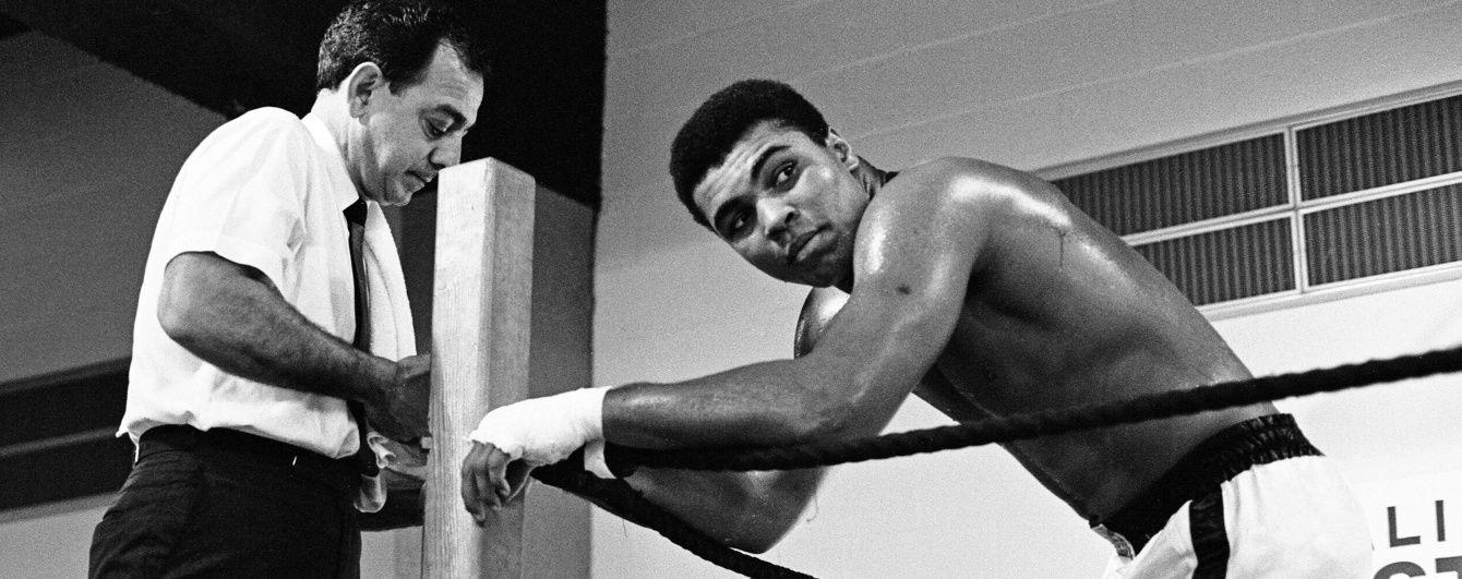 Із музею легенди боксу Мохаммеда Алі викрали картину з його зображенням
