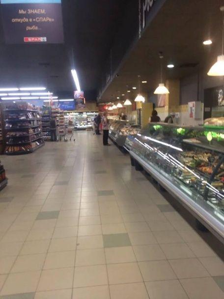 В окупованому Луганську відкрили новий супермаркет всесвітньо відомої мережі