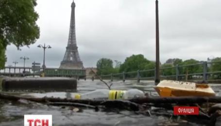 Европа приходит в себя после наводнений и ливней