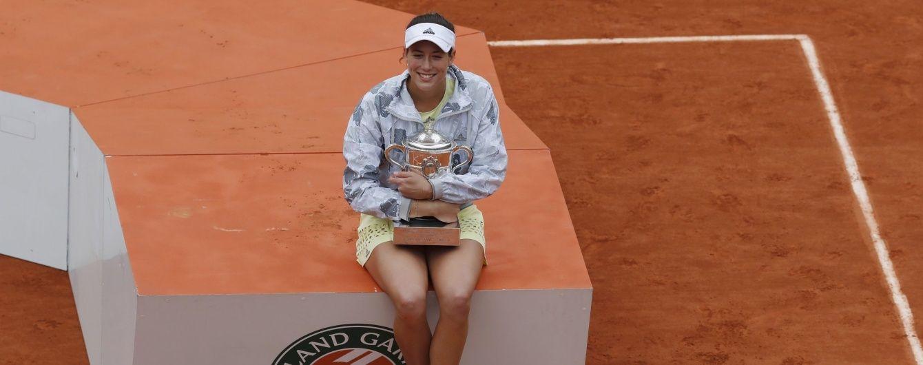 Мугуруса сенсаційно обіграла Вільямс та стала чемпіонкою Roland Garros-2016