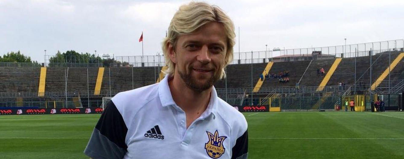 Шевченко розповів, чи буде викликати у збірну Тимощука
