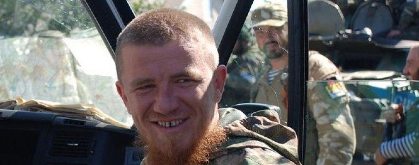 "В Донецке взорвали боевика ""Моторолу"""