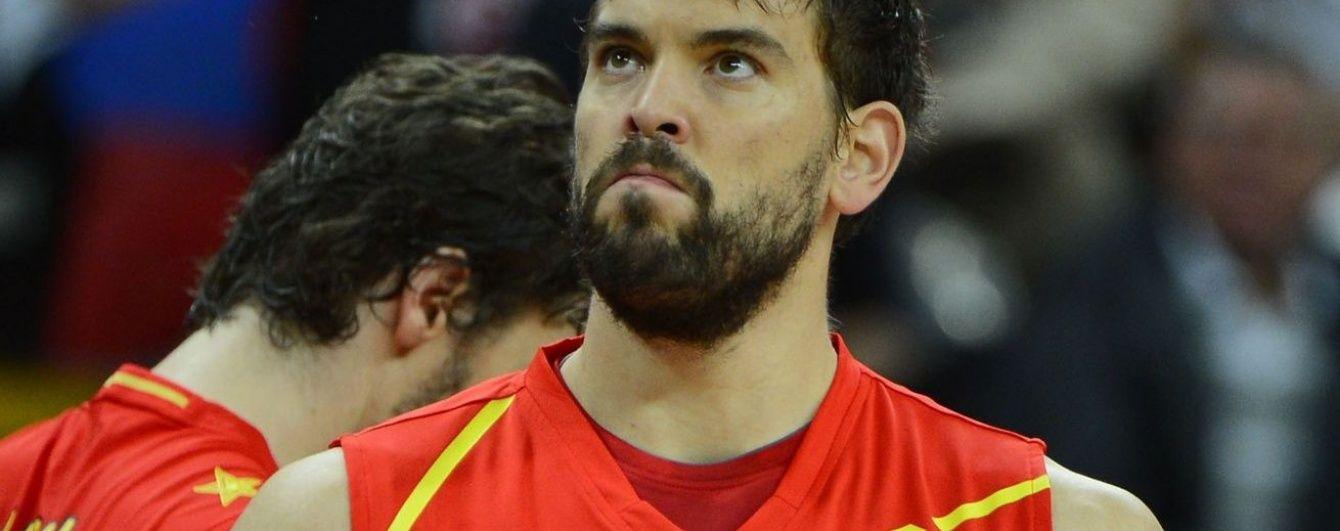 Ще одна зірка баскетбольної збірної Іспанії пропустить Олімпіаду-2016