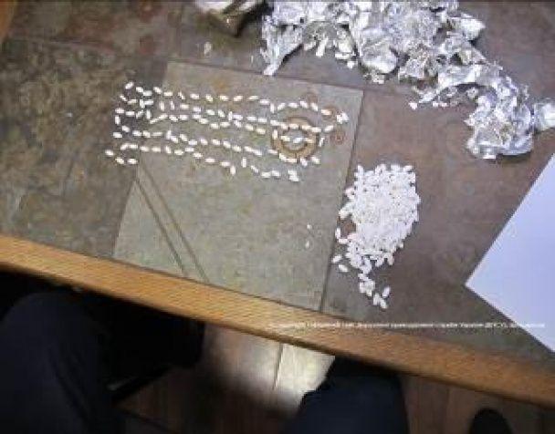 На Львівщині прикордонники виявили у мешканця Волині 300 наркотичних пігулок