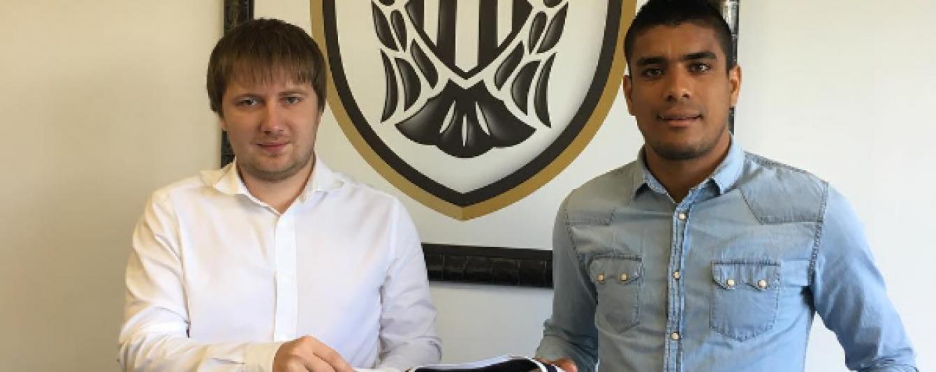 """Екс-захисник """"Дніпра"""" офіційно продовжить кар'єру у Греції"""