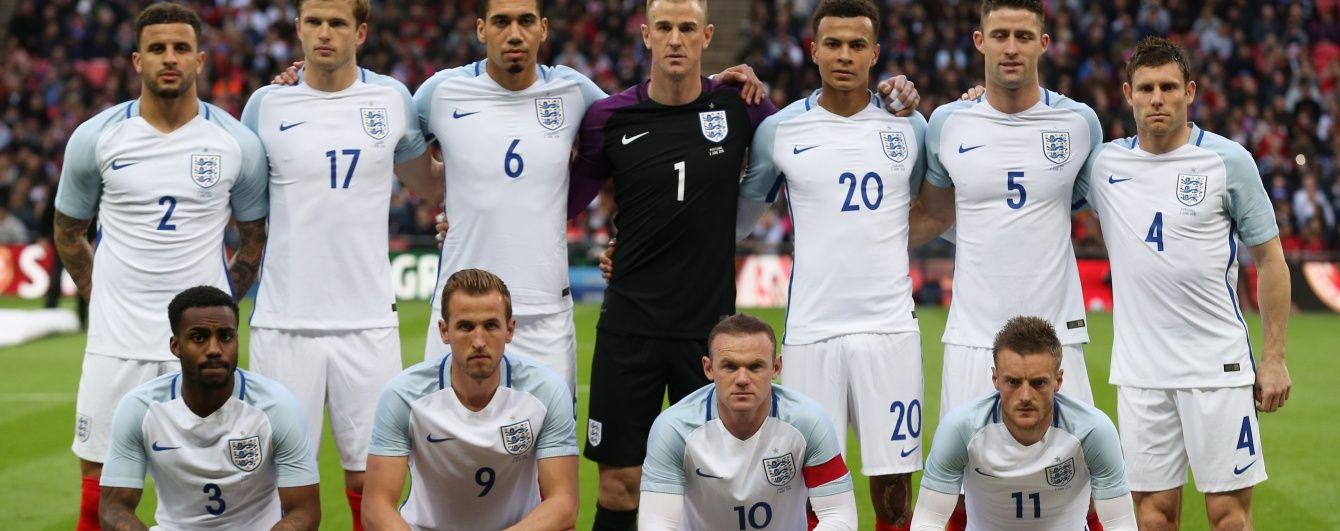 Англія - Росія. Стартові склади суперників на Євро-2016