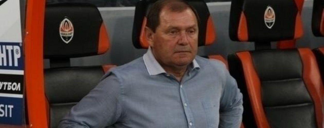 "Новим керманичем ""Карпат"" став екс-тренер ""Шахтаря"""