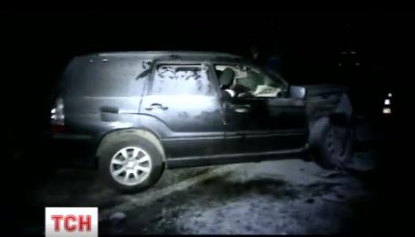 В ДТП возле села Глубокая Балка погибли 4 человека