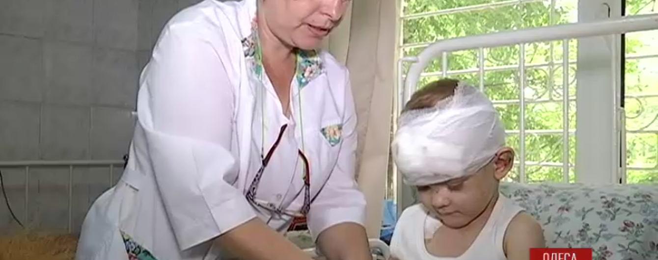 Одеського хлопчика-знайду готують до всиновлення