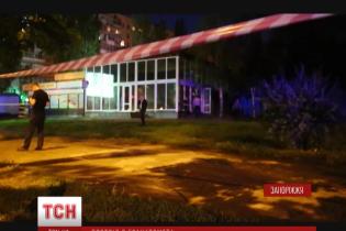 У поліції розповіли про вибух у центрі Запоріжжя