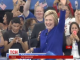 Гіларі Клінтон вийшла на фінішну пряму у перегонах до Білого дому