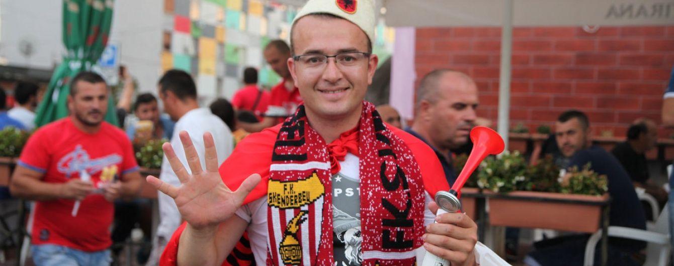 """Найкращий албанський клуб вигнали з єврокубків через """"договірняки"""""""