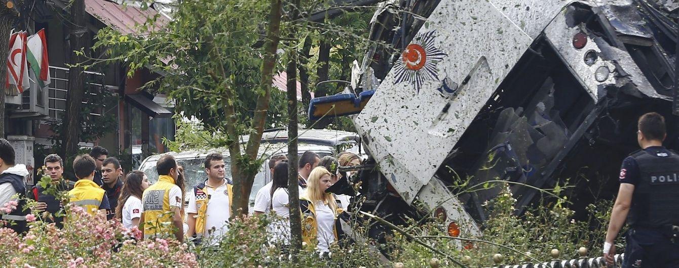 У Туреччині затримали чотирьох підозрюваних в організації теракту в Стамбулі