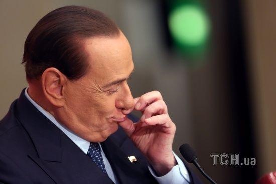 Друг Путіна Берлусконі несподівано повертається в італійську політику