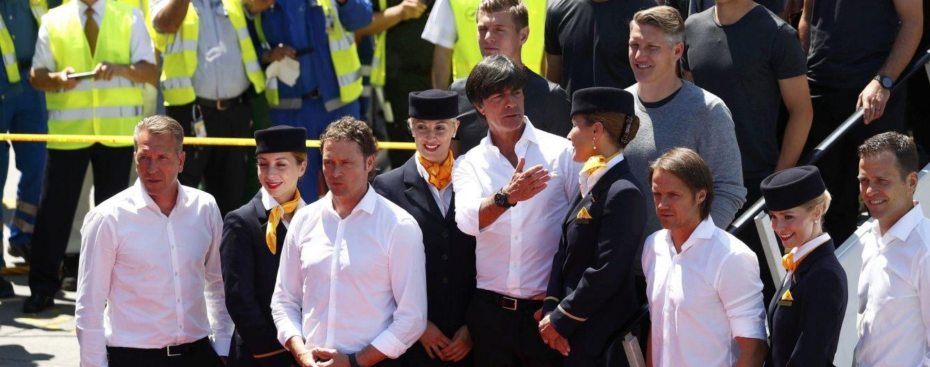 Суперники збірної України на Євро-2016 прилетіли до Франції