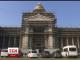 Сотні працівників судової системи протестують проти скорочення бюджетних витрат