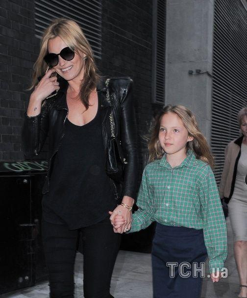 Кейт Мосс показала неймовірно схожу на себе підрослу доньку
