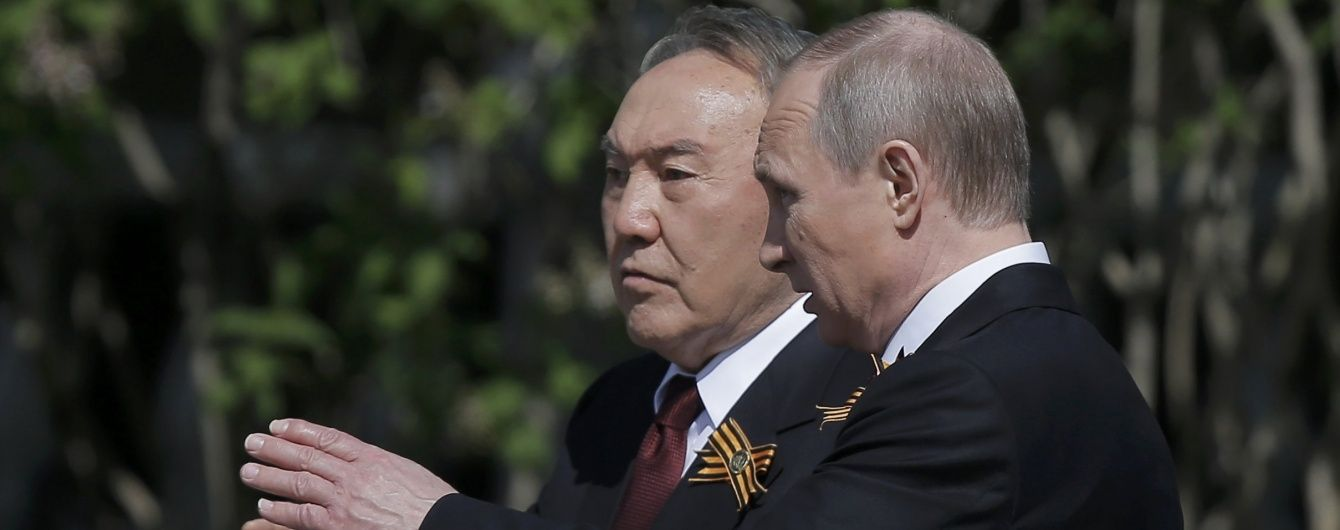 Казахские параллели с Украиной