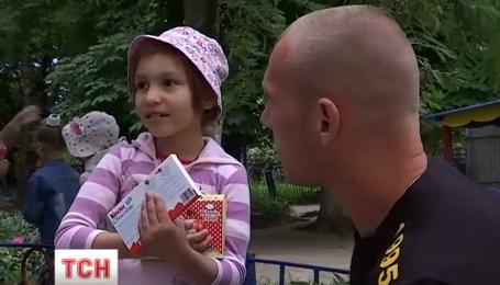 Выяснили личность героя, который спас из пожара 6-летнюю девочку