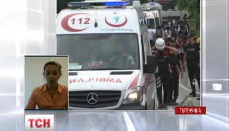Поліція продовжує пошуки винних у терактів, що трапивсь у центрі Стамбула