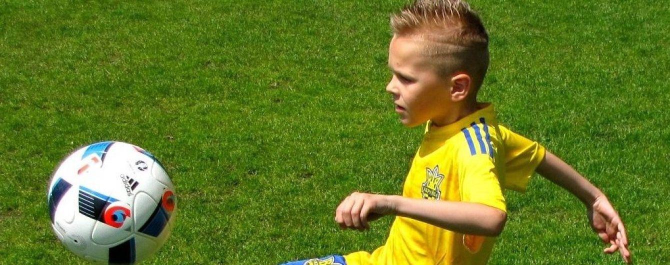 8-річний вболівальник Володя Бобенчик таки потрапить на матчі Євро- 2016
