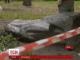 Невідомі повалили пам'ятник Леніну в Москві