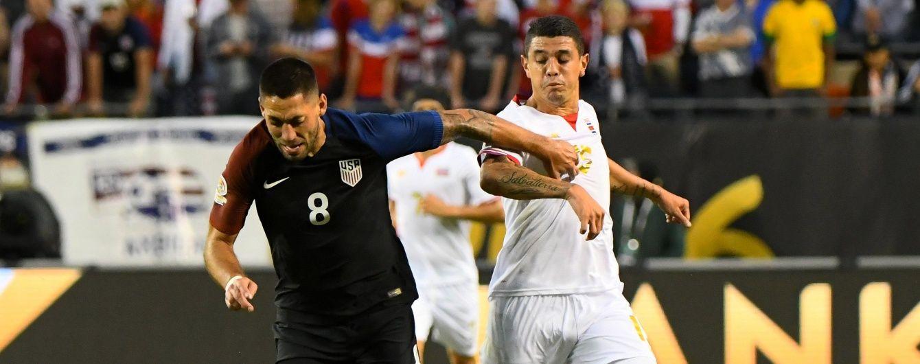 США розгромили Коста-Рику, а Парагвай поступився Колумбії. Результати матчів Копа Америка-2016