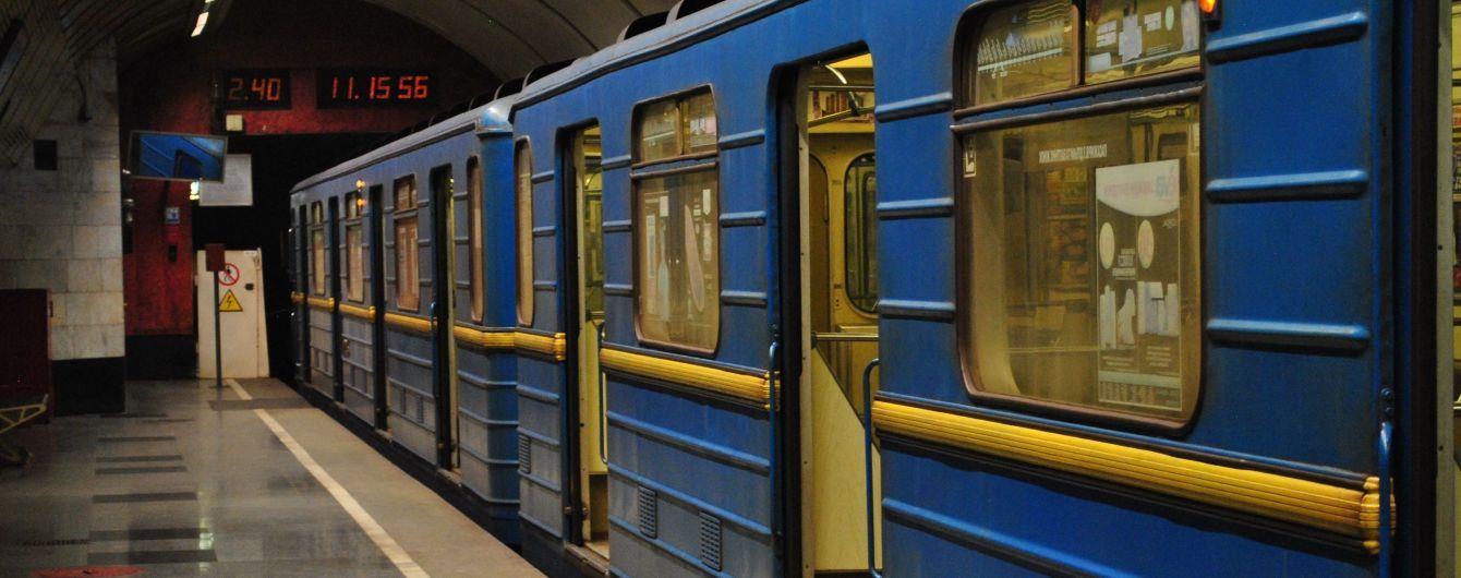 В Киеве начали проектировать метро на Виноградарь