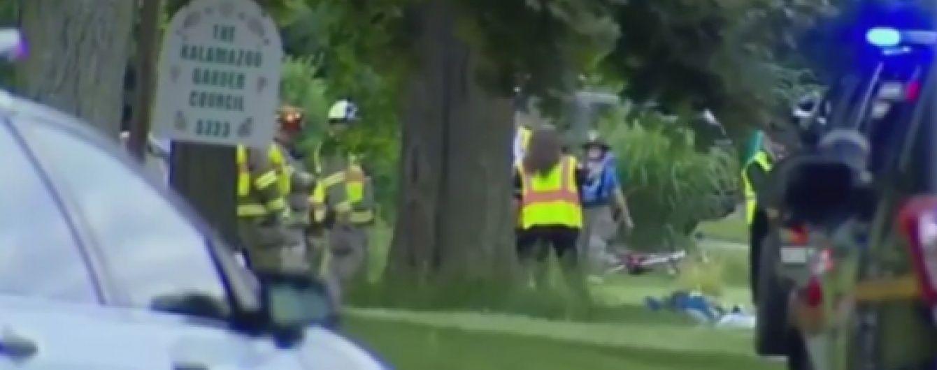 У США під колесами пікапу загинуло п'ятеро велосипедистів