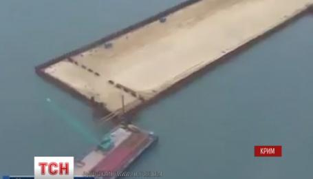 Міністерство транспорту Росії призупинило фінансування мосту до Керчі