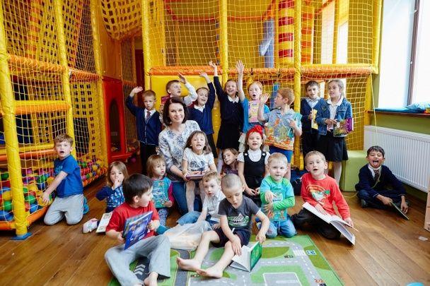 Аллу Мазур приємно вразили умови життя діток у новому реабілітаційному центрі