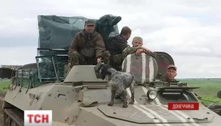 Напряженная ситуация в районе Зайцево