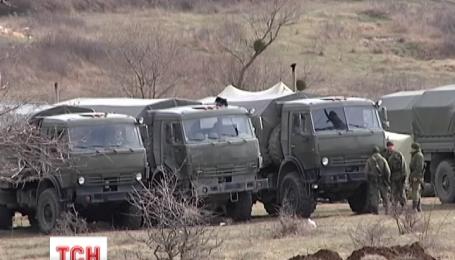 Россия вблизи украинских границ строит новую военную базу