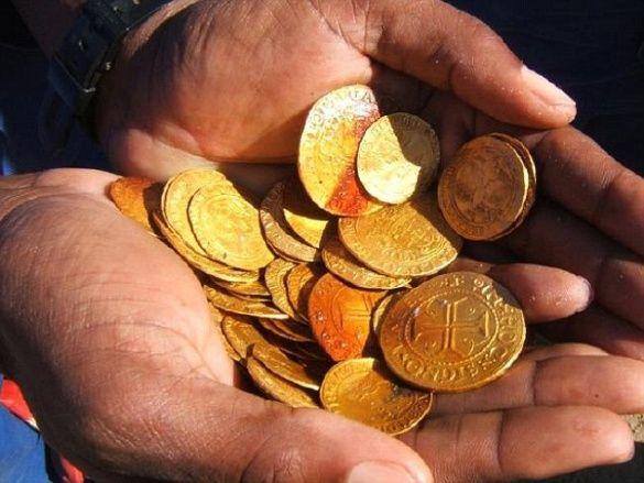 Золоті монети Намібія