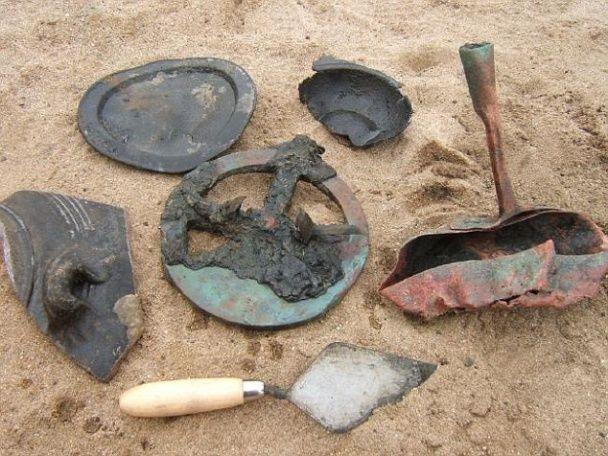 В Намібії знайшли затонулий 500 років тому корабель із скарбами на $ 13 млн
