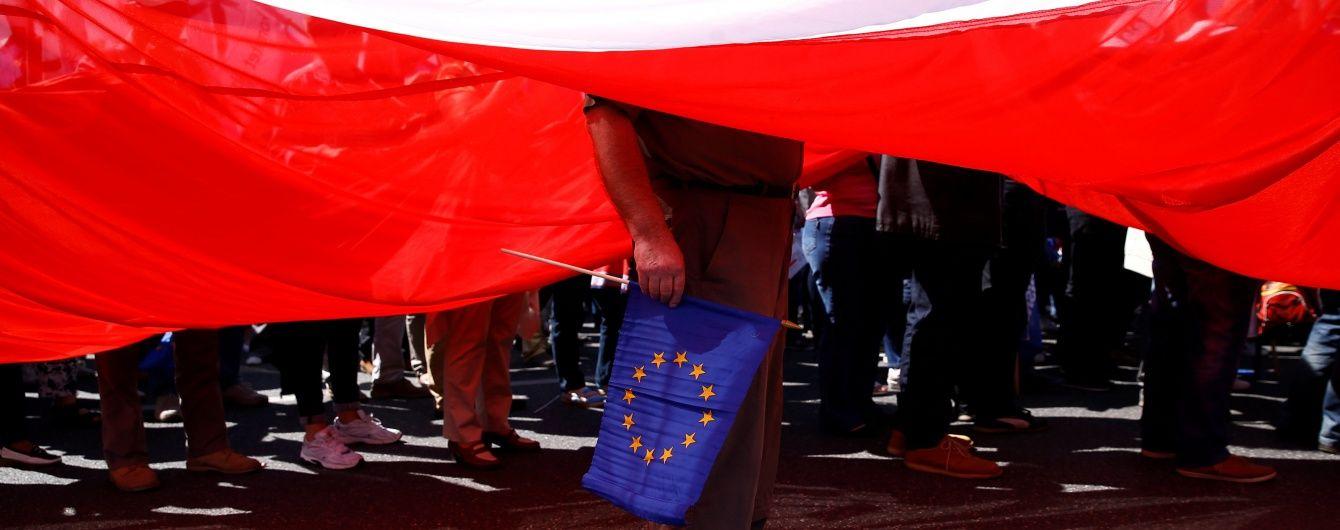 Чотири країни ЄС заблокували надання безвізового режиму Грузії