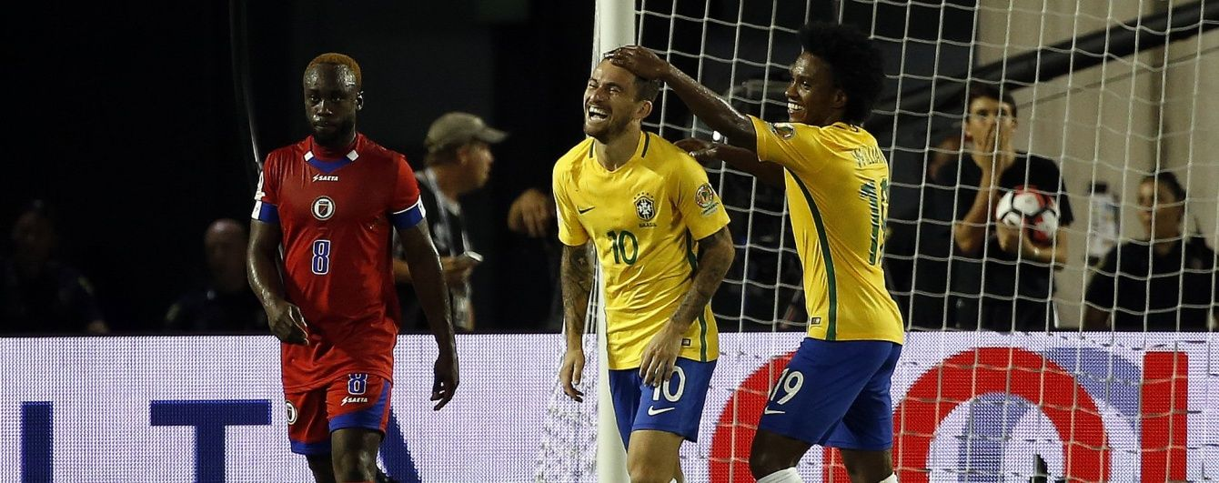 Бразилія розірвала Гаїті та мир у поєдинку Еквадор – Перу. Результати матчів Копа Америка-2016