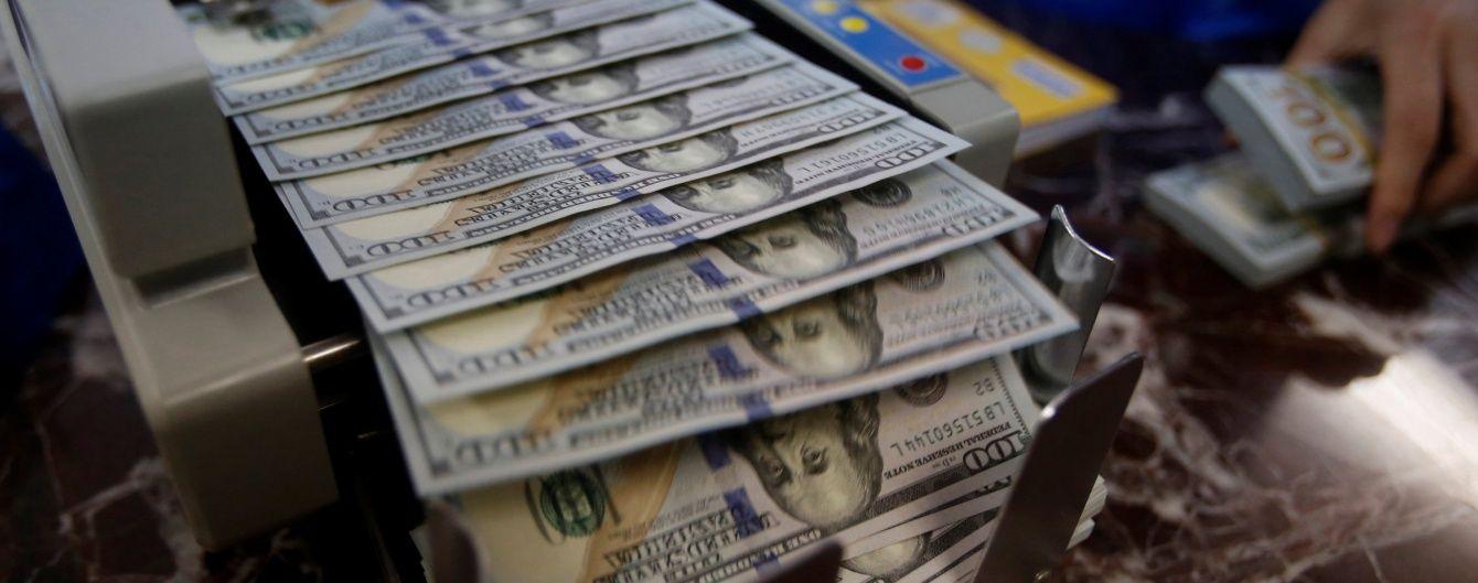 Гривна укрепилась в курсах валют Нацбанка на 19 сентября. Инфографика