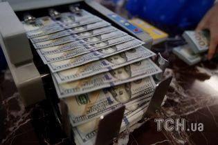 У вівторок основна валюта здорожчала в курсах Нацбанку. Інфографіка