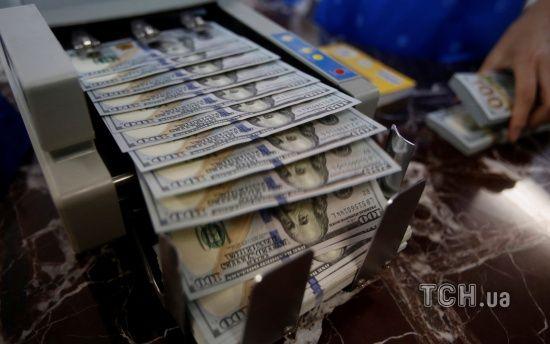 У вівторок основна валюта здорожчає в курсах Нацбанку. Інфографіка