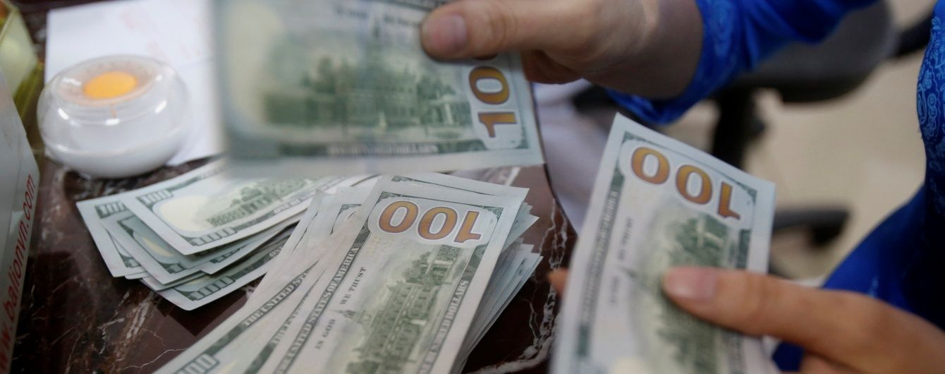 Банкам та обмінникам дозволили змінювати курси валют по кілька разів на день