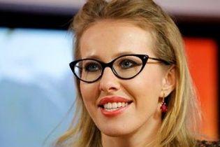 Друзі Ксенії Собчак підтвердили її вагітність