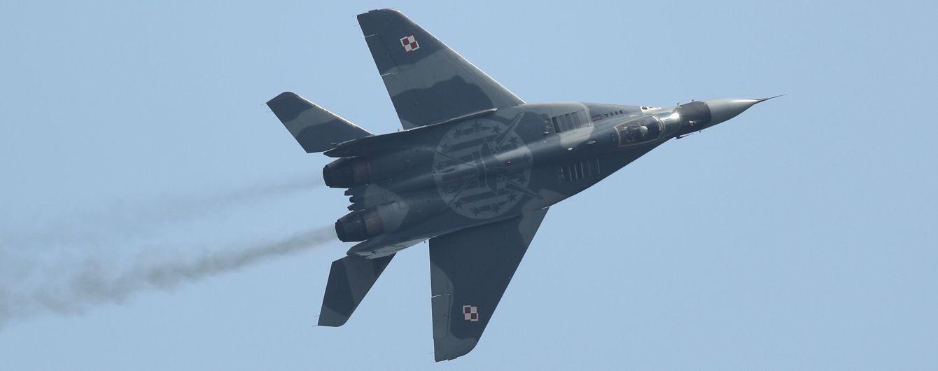 Російський винищувач пролетів впритул до американського літака у Сирії - NBC