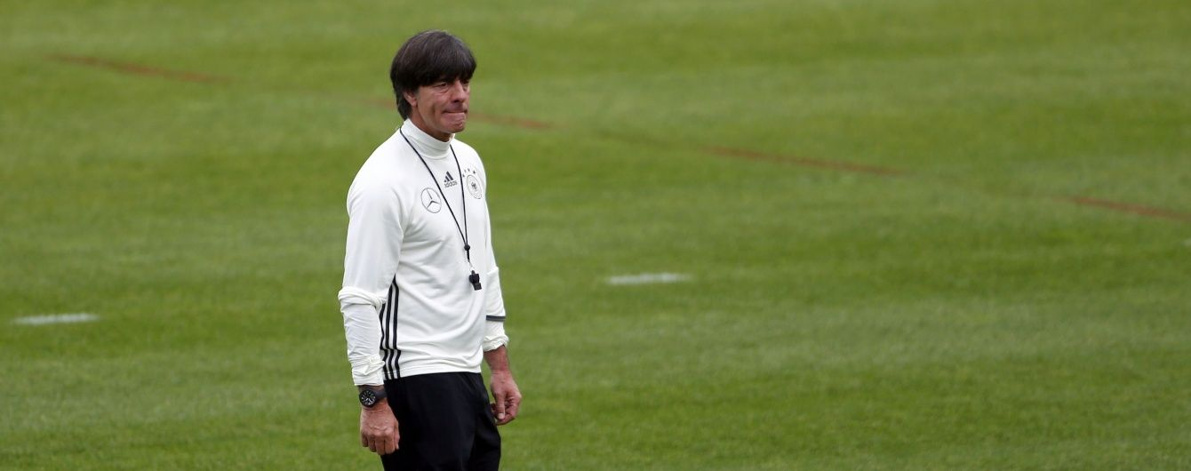 Тренер збірної Німеччини побоюється контратак України на Євро-2016